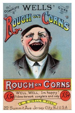 Rough On Corns