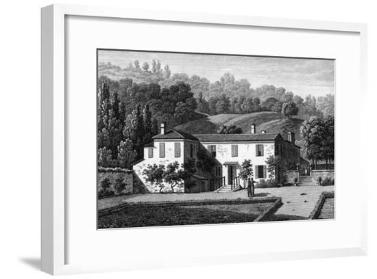 Rousseau Home Ermitage--Framed Giclee Print