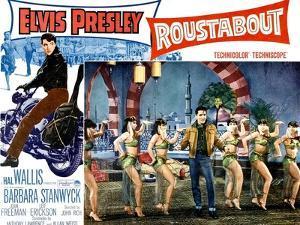Roustabout, Elvis Presley, 1964