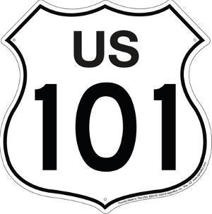 Route 101 Shield