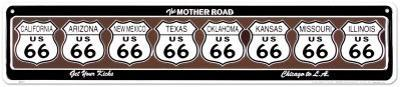 Route 66 8 Shields