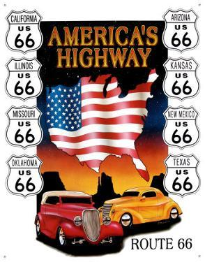 Route 66 America's Highway