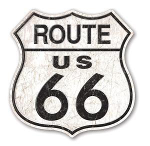 Route 66 - Distressed