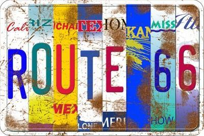 Route 66 States