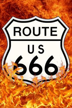 Route 666 Highway to Hell