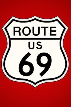 Route 69 HighwayPoster