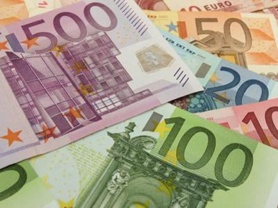 Euro Banknotes by route66