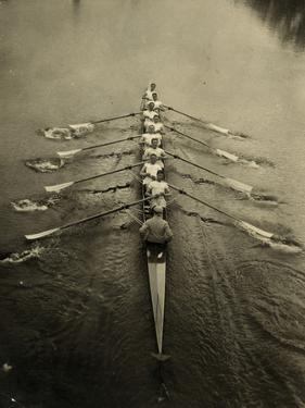 Rowing Team, C1913