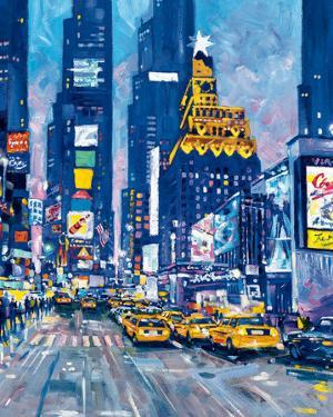 Times Square, New York City by Roy Avis
