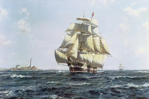 McKay Clipper 'Anglo-American' by Roy Cross