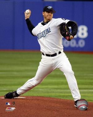 Roy Halladay - 2006 Pitching Action