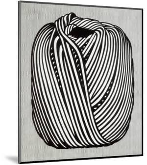 Ball of Twine, 1963 by Roy Lichtenstein