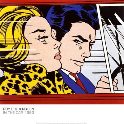 In the Car, c.1963