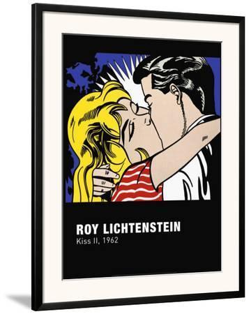Kiss II, c.1962 by Roy Lichtenstein