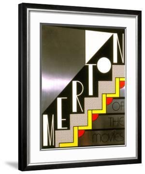 Merton of the Movies, 1968 by Roy Lichtenstein