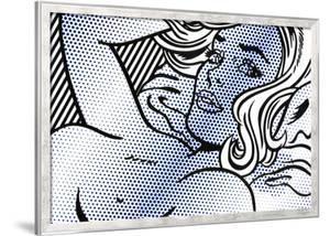 Seductive Girl by Roy Lichtenstein