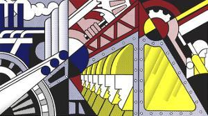 Study for Preparedness, 1968 by Roy Lichtenstein