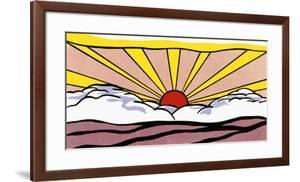 Sunrise, c.1965 by Roy Lichtenstein