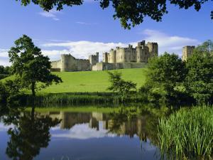 Alnwick Castle, Alnwick, Northumberland, England, UK by Roy Rainford