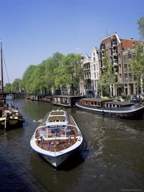 Brouwers Gracht, Amsterdam, Holland by Roy Rainford