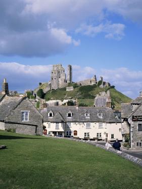 Corfe Castle, Dorset, England, United Kingdom by Roy Rainford