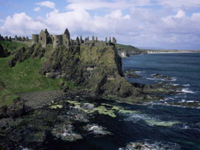 Dunluce Castle, County Antrim, Northern Ireland, United Kingdom by Roy Rainford