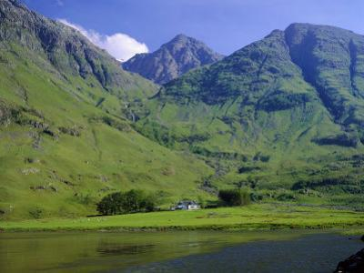 Glencoe (Glen Coe), Highlands Region, Scotland, UK, Europe by Roy Rainford