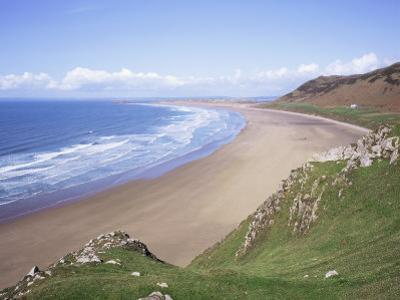 Rhossili Bay, Gower Peninsula, Wales, United Kingdom by Roy Rainford