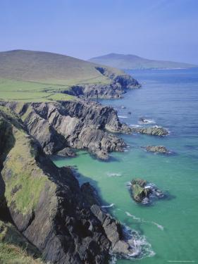 Slea Head, Dingle Peninsula, County Kerry, Munster, Republic of Ireland (Eire), Europe by Roy Rainford