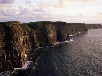 The Cliffs of Moher, County Clare, Munster, Eire (Republic of Ireland) by Roy Rainford