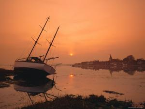 The Harbour, Bosham, Chichester, West Sussex, England, UK by Roy Rainford