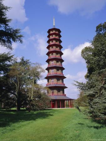 The Pagoda, Kew Gardens, Kew, London, England, UK by Roy Rainford