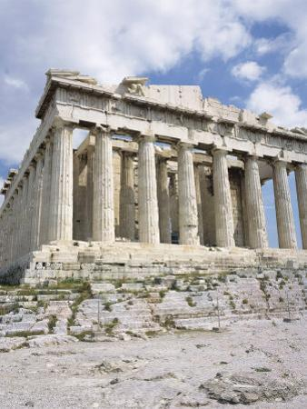 The Parthenon, Acropolis, Unesco World Heritage Site, Athens, Greece