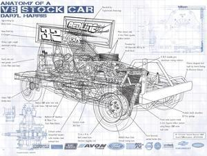 Annotated V8 by Roy Scorer