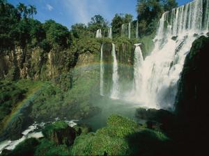 Iguazu Waterfalls, Argentina by Roy Toft