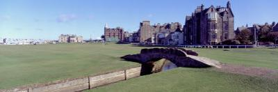 Royal and Ancient Golf Club of St Andrews, St. Andrews, Fife, Scotland