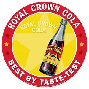 Royal Crown Cola RC Soda Best By Taste Test Round