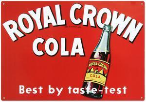 Royal Crown Cola Soda