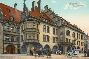 Royal Hofbrauhaus, Munich, Germany