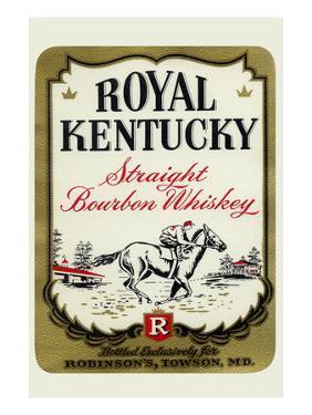 Royal Kentucky Straight Bourbon Whiskey