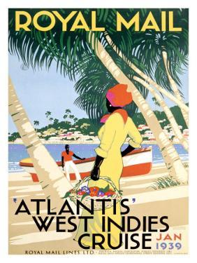 Royal Mail, West Indies