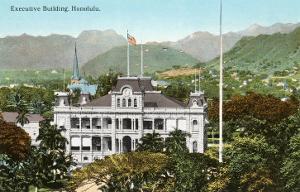 Royal Palace, Honolulu, Hawaii