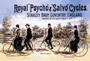 Royal Psycho and Salvo Cycles