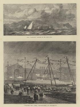 Royal Ships at Hampshire