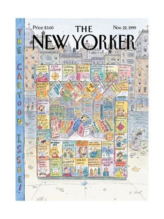 The New Yorker Cover - November 22, 1999