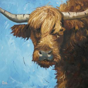 Cow #301 by Roz