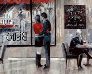 Bistro Romance by Ruane Manning