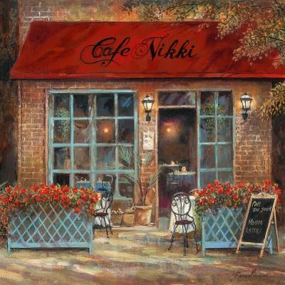Café Nikki by Ruane Manning
