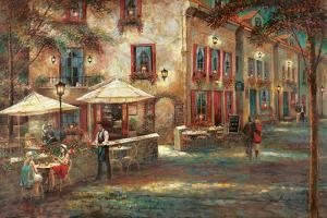 Courtyard Café by Ruane Manning