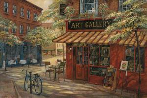 Doug's Art Gallery by Ruane Manning